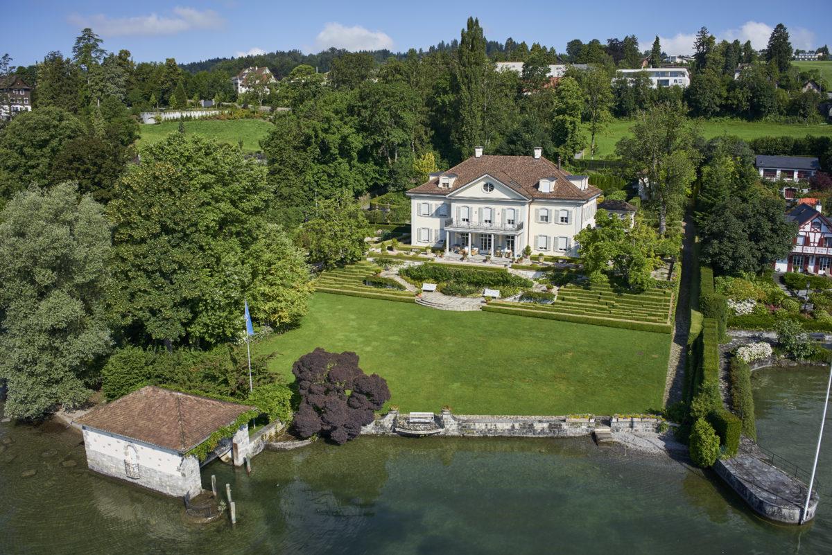 Neubau Villa Meggen B – Lötscher Architektur Meggen