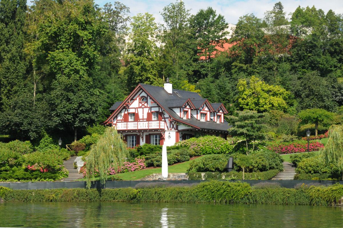Innenarchitektur Niederlande neubau villa meggen t lötscher architektur meggen